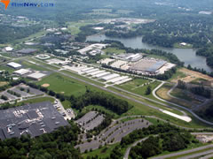 Aerial photo of KOQN (Brandywine Airport)