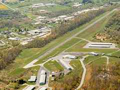 Aerial photo of N57 (New Garden Airport)