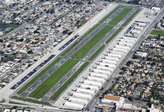 Aerial photo of KCPM (Compton/Woodley Airport)