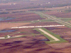 Aerial photo of KPNT (Pontiac Municipal Airport)
