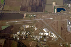 Aerial photo of 3R7 (Jennings Airport)