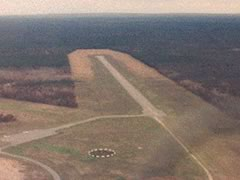 Aerial photo of 7D3 (Baldwin Municipal Airport)