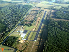 Aerial photo of M13 (Poplarville-Pearl River County Airport)