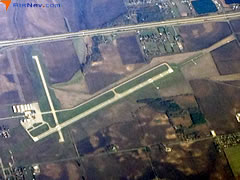 Aerial photo of KSQI (Whiteside County Airport-Jos H Bittorf Field)