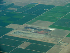 Aerial photo of L73 (Poso-Kern County Airport)