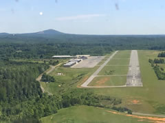 Aerial photo of KIPJ (Lincolnton-Lincoln County Regional Airport)