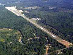 Aerial photo of KOSX (Kosciusko-Attala County Airport)