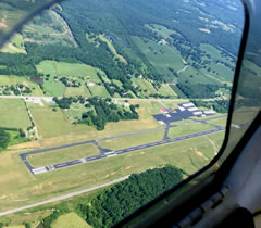 Aerial photo of M02 (Dickson Municipal Airport)