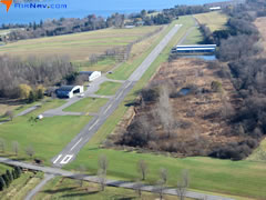 Aerial photo of 6B9 (Skaneateles Aero Drome)