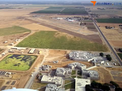 Aerial photo of D86 (Sequoia Field Airport)