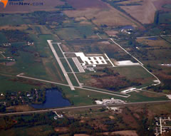 Aerial photo of KRCM (Skyhaven Airport)