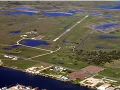 Aerial photo of T05 (Charles R Johnson Airport)