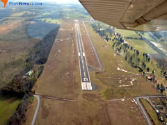 Aerial photo of 2A0 (Mark Anton Airport)