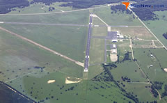 Aerial photo of KVIH (Rolla National Airport)