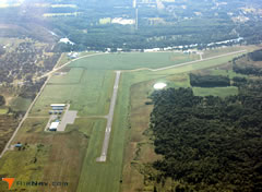 Aerial photo of KRQB (Roben-Hood Airport)