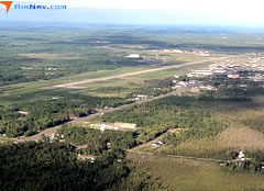 Aerial photo of KDLH (Duluth International Airport)