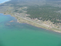 Aerial photo of 1Q2 (Spaulding Airport)