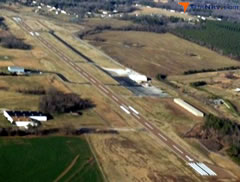Aerial photo of M08 (William L Whitehurst Field Airport)