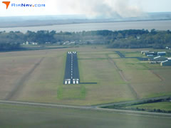 Aerial photo of T00 (Chambers County Airport)