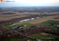 Aerial photo of I66 (Clinton Field Airport)