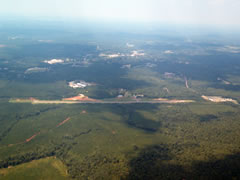 Aerial photo of S19 (Mc Cormick County Airport)