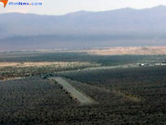 Aerial photo of L09 (Stovepipe Wells Airport)