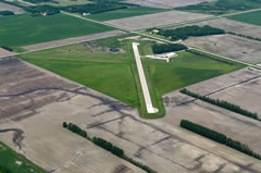 Aerial photo of D37 (Warren Municipal Airport)