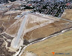 Aerial photo of L17 (Taft-Kern County Airport)