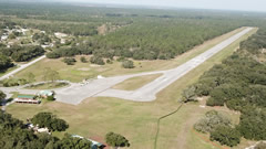 Aerial photo of 2RR (River Ranch Resort Airport)