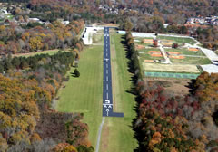 Aerial photo of 1A0 (Dallas Bay Sky Park Airport)