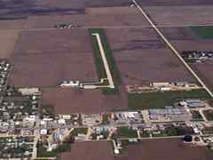 Aerial photo of D02 (Osage Municipal Airport)