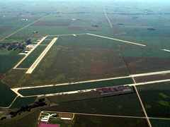 Aerial photo of KSCB (Scribner State Airport)