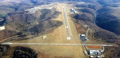 Aerial photo of KCPF (Wendell H Ford Airport)