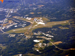 Aerial photo of KSPA (Spartanburg Downtown Memorial Airport)