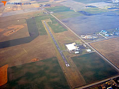 Aerial photo of KAGZ (Wagner Municipal Airport)