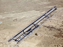 Aerial photo of L08 (Borrego Valley Airport)