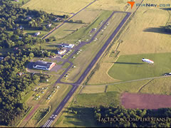 Aerial photo of N51 (Solberg-Hunterdon Airport)