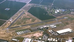 Aerial photo of KMAE (Madera Municipal Airport)