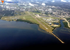 Aerial photo of KPIE (St Petersburg-Clearwater International Airport)