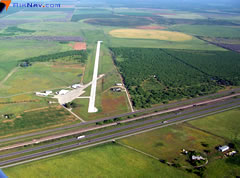 Aerial photo of T30 (Mc Kinley Field Airport)