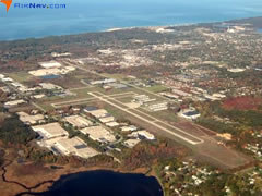 Aerial photo of 3GM (Grand Haven Memorial Airpark)