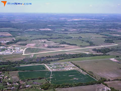 Aerial photo of KPTS (Atkinson Municipal Airport)