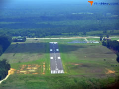 Aerial photo of 0R5 (David G Joyce Airport)