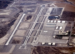 Aerial photo of KHND (Henderson Executive Airport)