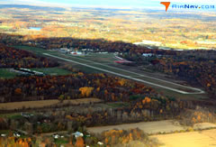 Aerial photo of 35D (Padgham Field Airport)