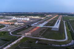 Aerial photo of KAFW (Fort Worth Alliance Airport)