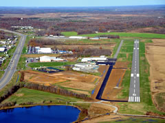 Aerial photo of M21 (Muhlenberg County Airport)