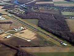 Aerial photo of 16G (Seneca County Airport)