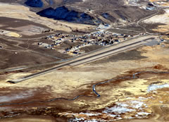Aerial photo of O57 (Bryant Field Airport)