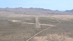 Aerial photo of 3T9 (Big Bend Ranch State Park Airport)